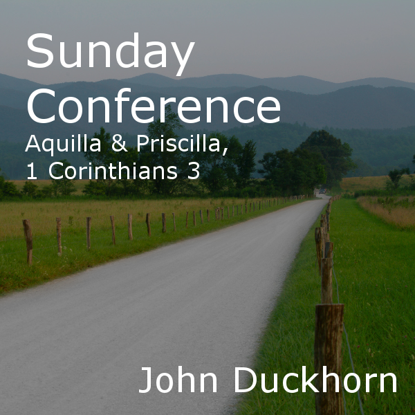 Sunday Conference